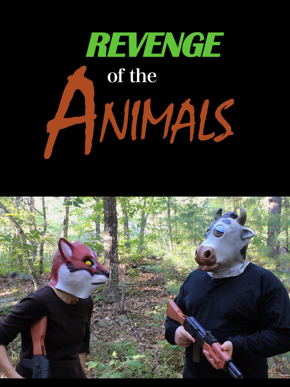 Revenge of the Animals on Amazon Prime Instant Video UK