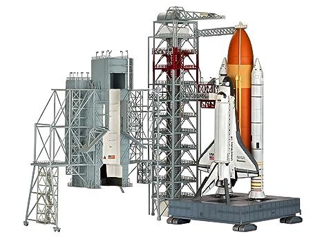Revell - 04911 - Maquette - Shuttle Launch - Tower + Shuttle