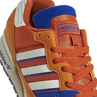 Adidas Originals Zx 710 Shoes Fox Red F14 st Chalk 2
