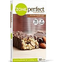ZonePerfect Nutrition Bars Chocolate Almond Raisin 1.76 oz, 12 Count