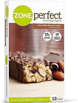 ZonePerfect Chocolate Almond Raisin