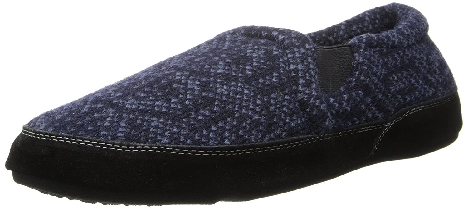 ACORN Men's Fave Gore Slipper because of an acorn