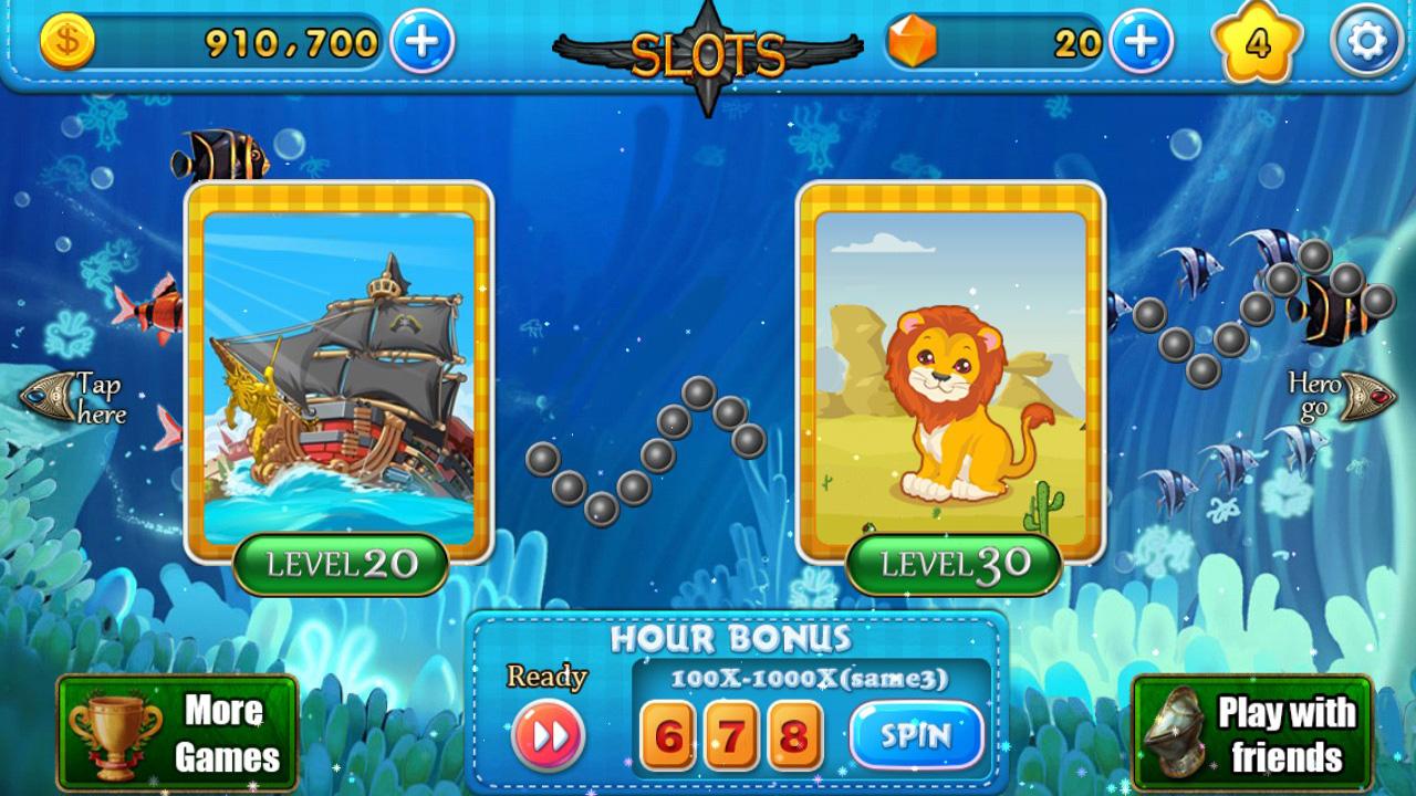 fun slot machine games
