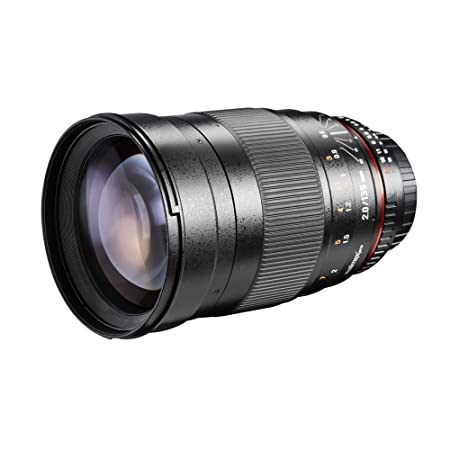 walimex pro 135mm 2.0 CSC Canon M