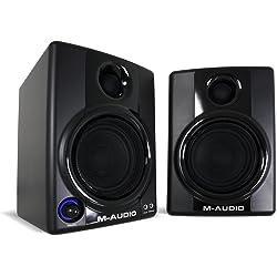 M-Audio AV30 Studiophile 2-Way Studio Monitor Speakers (Pair) - Refurbished