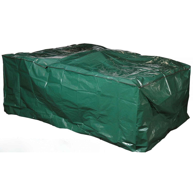 Gartenmöbel Cover Abdeckplane Abdeckhaube Schutzhülle Sitzgruppe 230x135x80 cm günstig bestellen