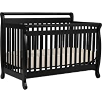 DaVinci Emily 4-in-1 Convertible Crib (Ebony Finish)