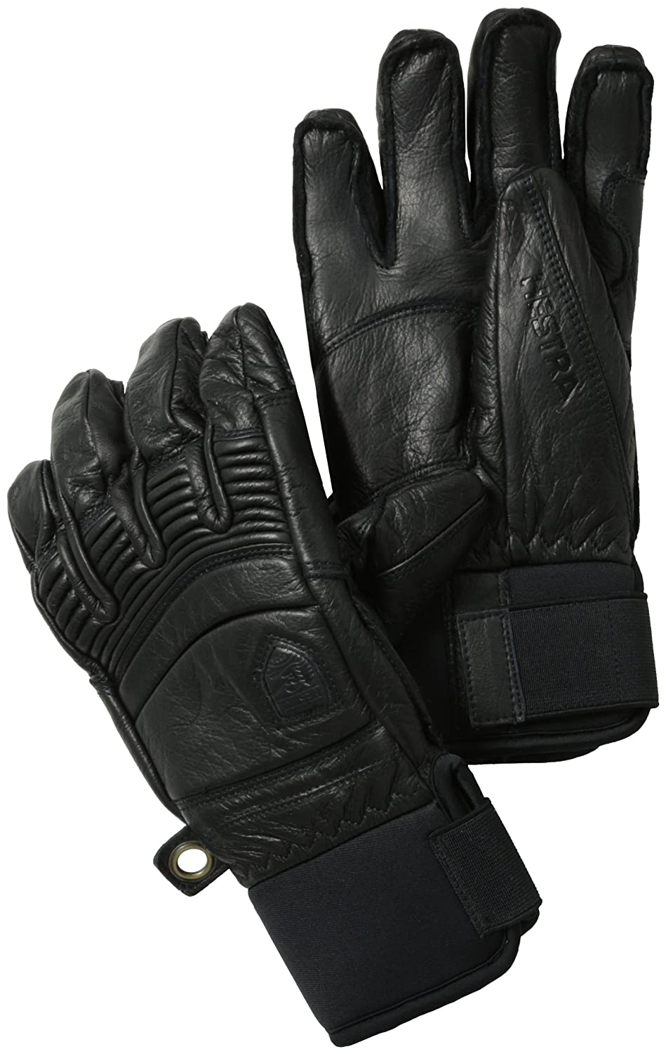 Hestra Leather Fall Line 5 black günstig online kaufen