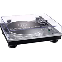 Audio-Technica USB Turntable & HS10 Headshell (Silver)