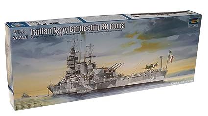 NYA 1/350 RN Roma Italian Navy Battleship 1943, NT