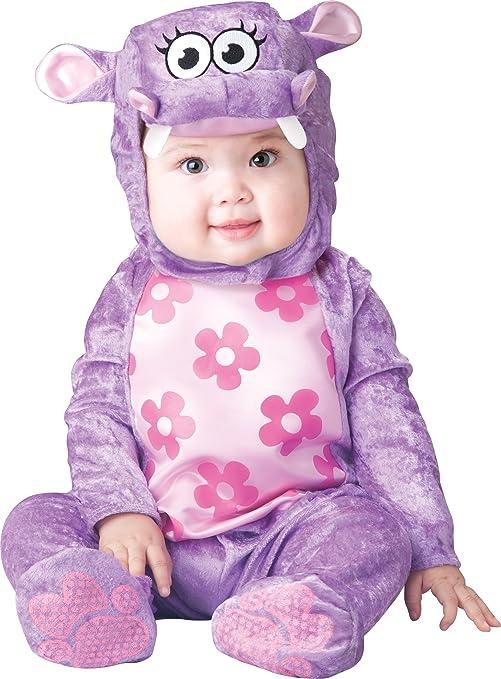 Baby Girl Hippo Costume