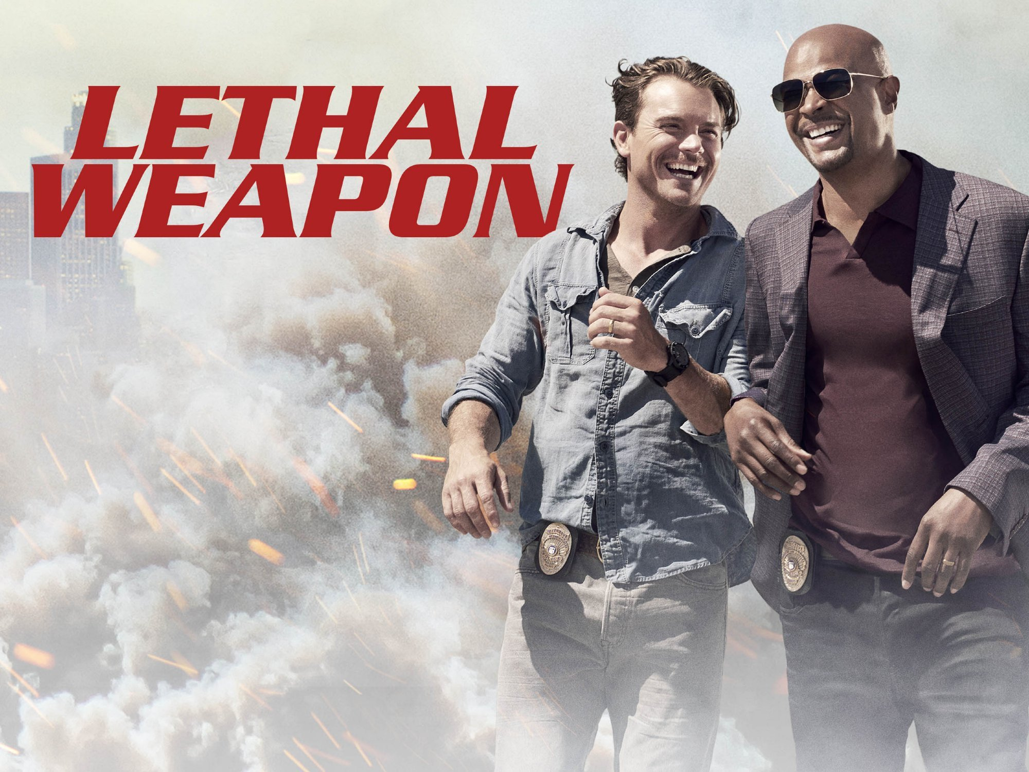 Lethal Weapon: Season 1 on Amazon Prime Instant Video UK