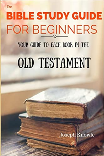 The Bible Study Guide For Beginners: Your Guide To Each Book In The Old Testament Bible (Paper Free Bible Study Guides and Workbooks 2)