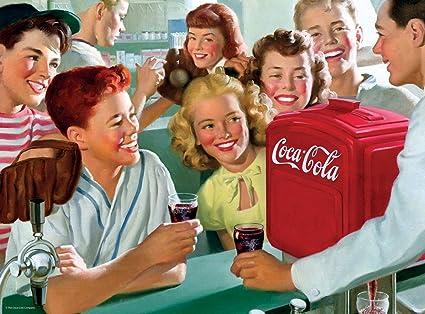 Buffalo Games Coca-cola Soda