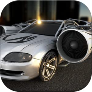 Jet Car - Extreme Jumping by P&A Games
