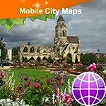 Caen Street Map