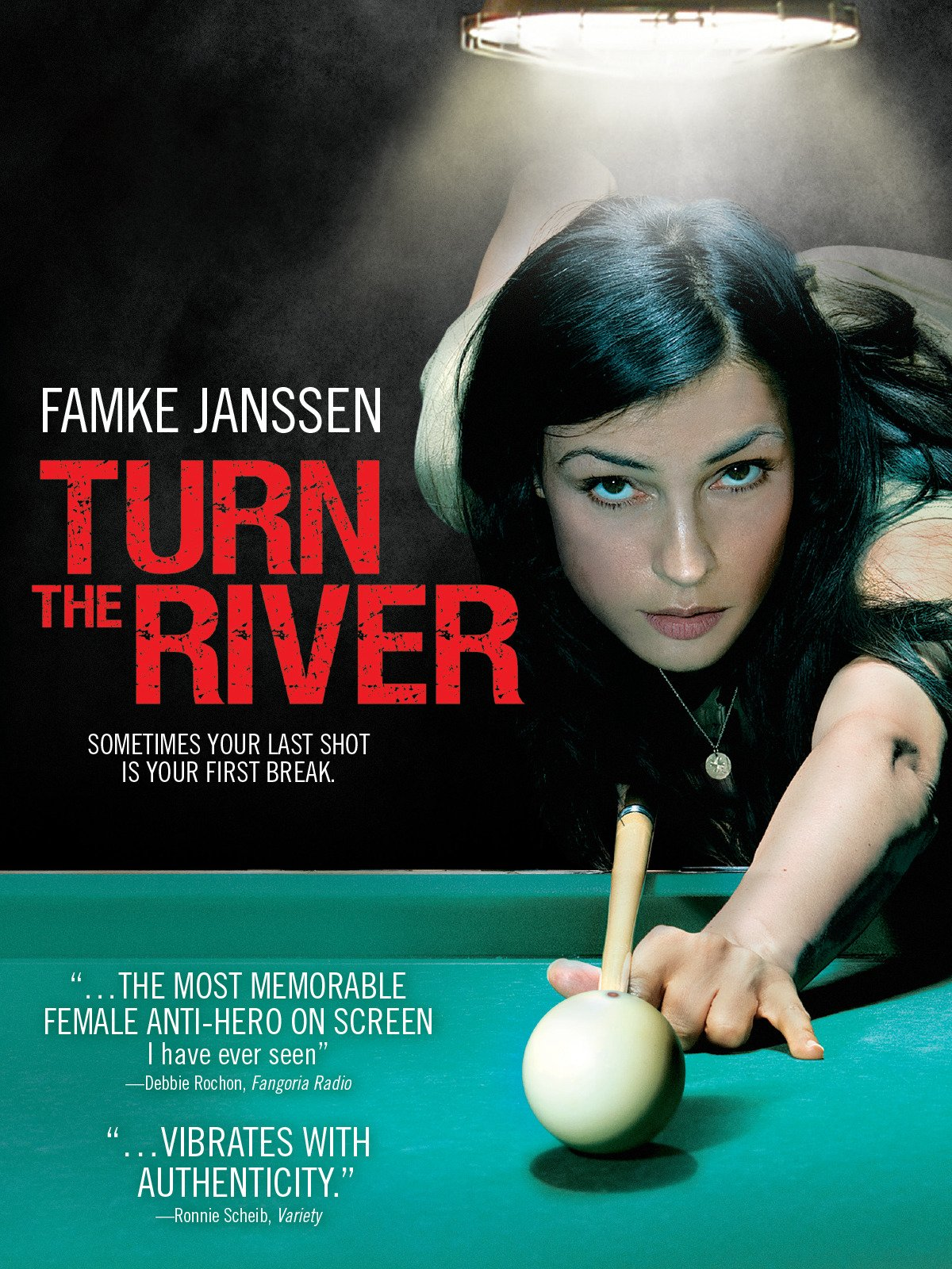Turn the River on Amazon Prime Instant Video UK