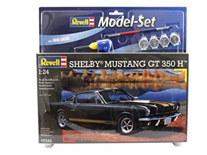 Revell - 67242 - Maquette - Model Set Shelby Mustang GT 350
