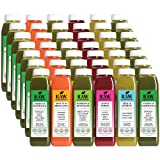 7-Day SKINNY CLEANSE by Raw Generation® - Best Juice Cleanse to Lose Weight Quickly/Healthiest Way To Cleanse & Detoxify Your Body/Jumpstart a Healthier Diet (Tamaño: 7 Day Cleanse)