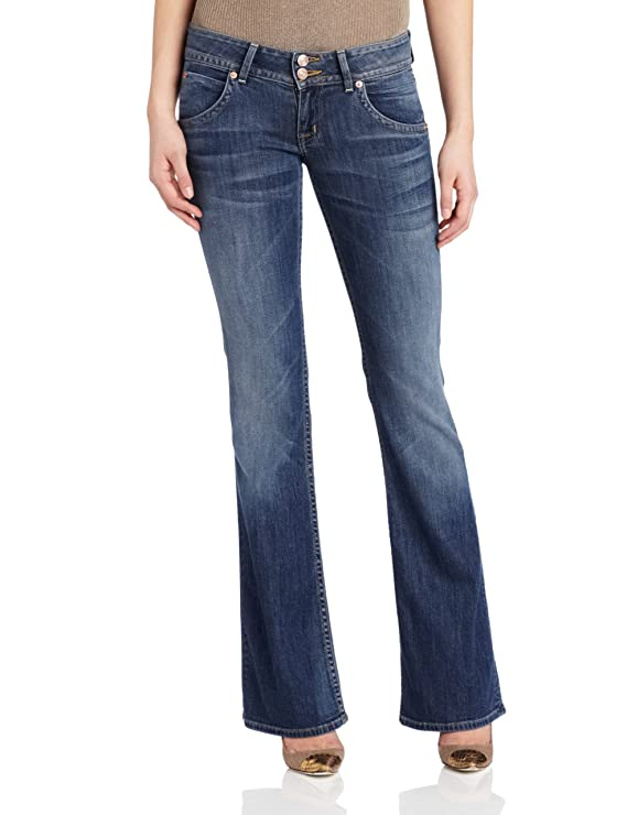 Hudson Jeans Women's Signature Boot Jean in Hackney