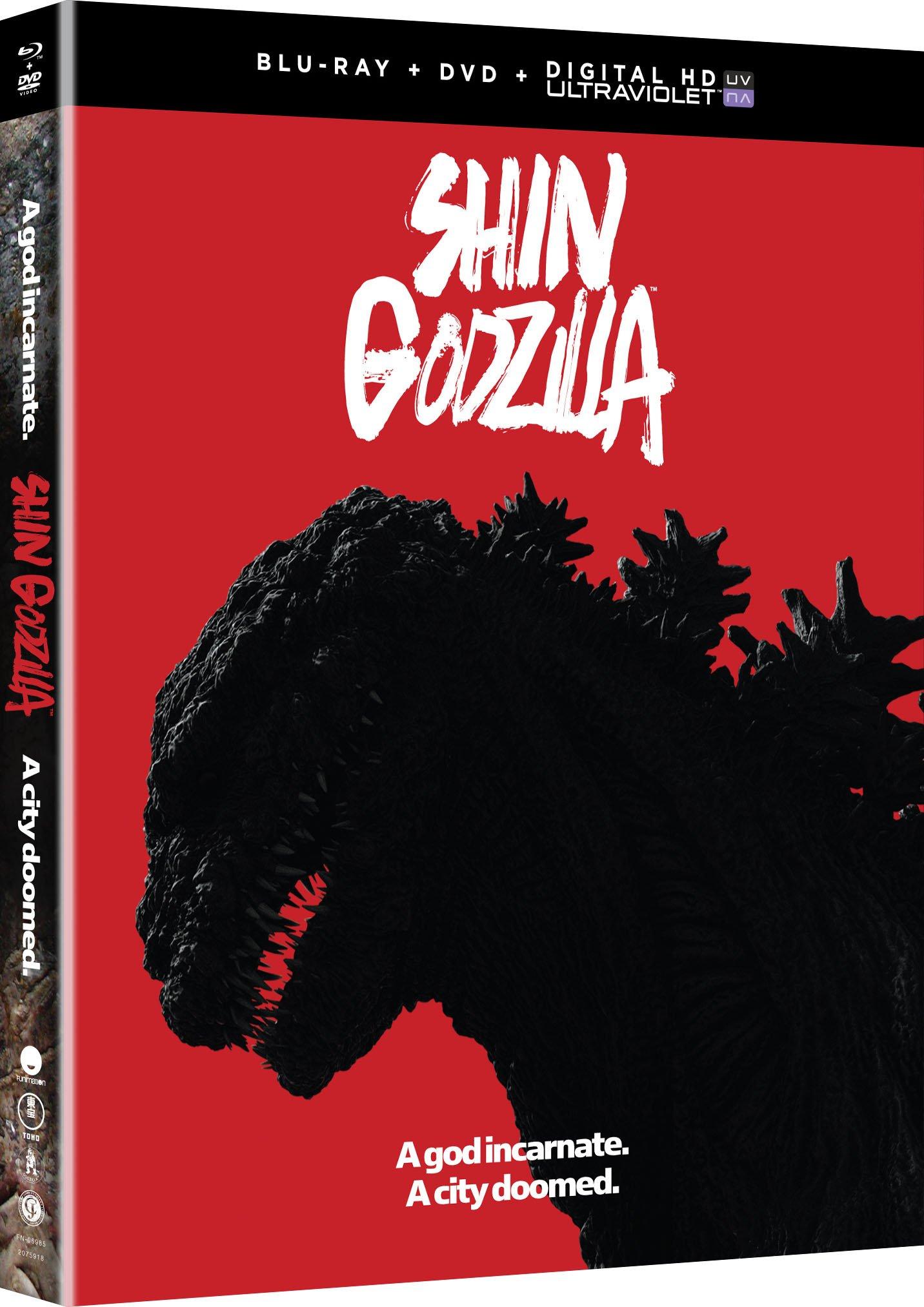 Shin Godzilla Combo