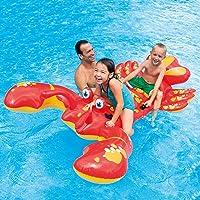 Intex 57528EP Giant Lobster Ride-On Pool Raft