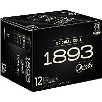 12-Pack Pepsi Cola 1893 Original Cola Certified Fair Trade Sugar