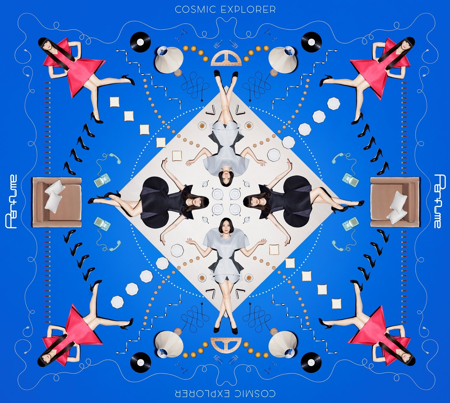 Perfume / COSMIC EXPLORER (2CD+Blu-ray)