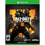 Call of Duty: Black Ops 4 - Xbox One Standard Edition (Color: black)