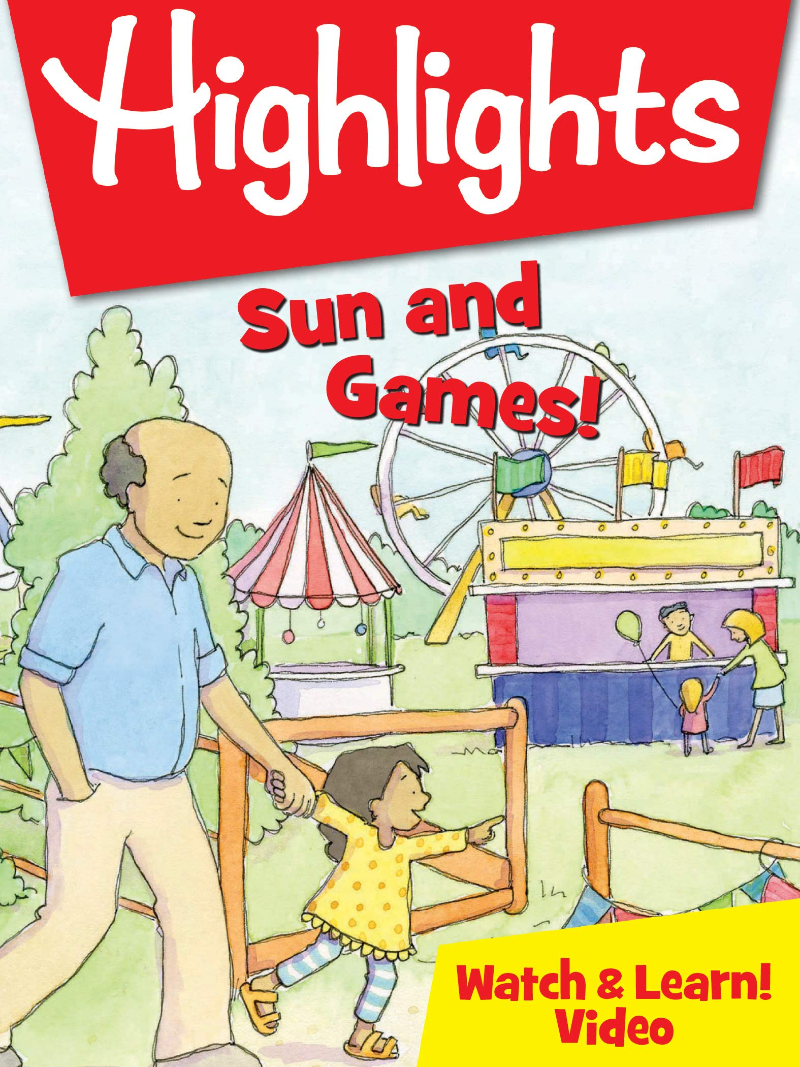 Highlights Watch & Learn!: Sun and Games! on Amazon Prime Video UK