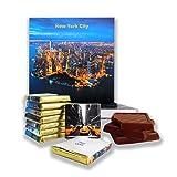 DA CHOCOLATE Candy Souvenir NEW YORK CITY Chocolate Gift Set 5x5in 1 box (Prime) (Tamaño: Prime)