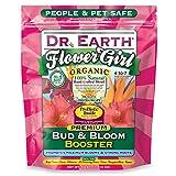 Dr. Earth 707P Organic 8 Bud & Bloom Fertilizer in Poly Bag, 4-Pound (Color: Multi, Tamaño: 4 lb)