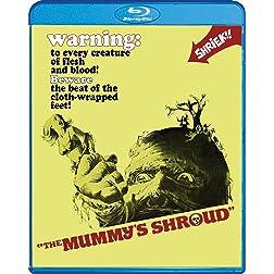 The Mummy's Shroud [Blu-ray]