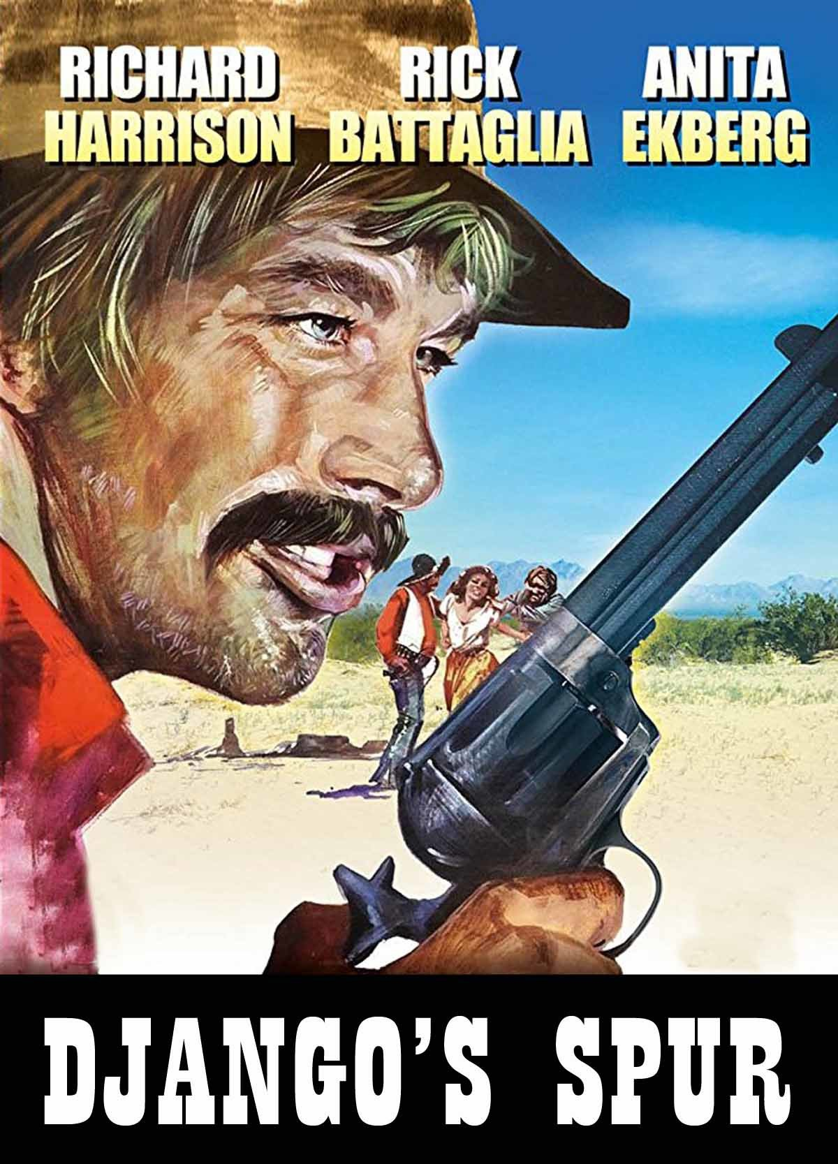 Django's Spur