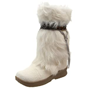 BEARPAW Women's Kola Fur Boot