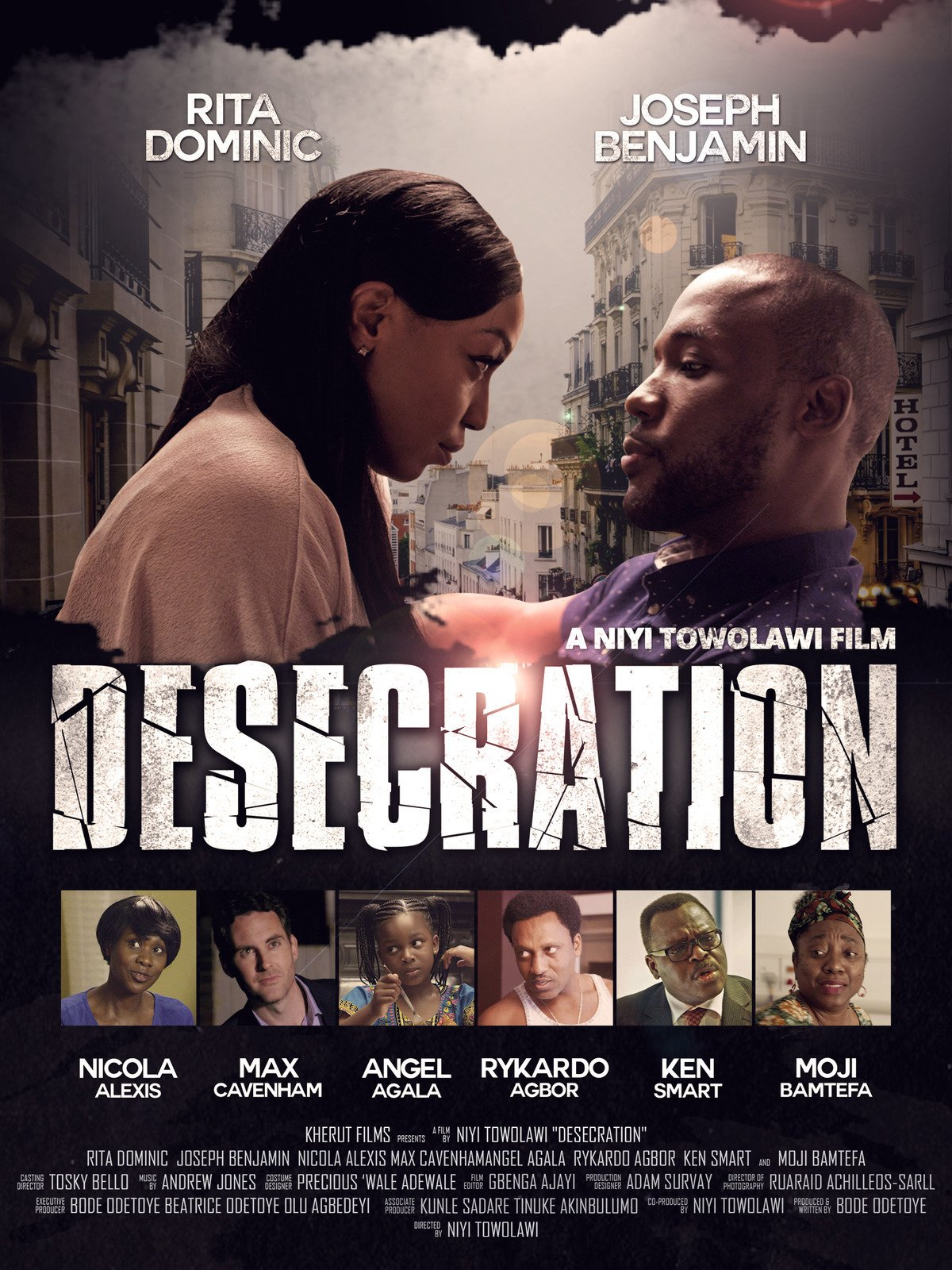 Desecration on Amazon Prime Video UK