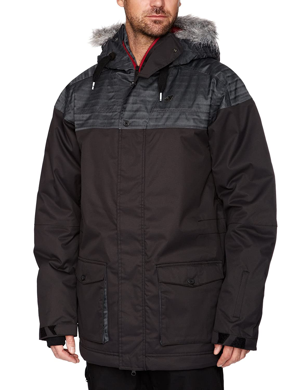ONEILL FREEDOM ELEMENTS Jacke 2013 black out