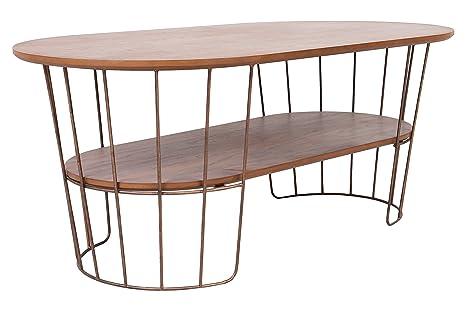 Josefine 10687-65Tavolino in legno, 110x 60x 45cm