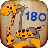 180 Puzzles pour