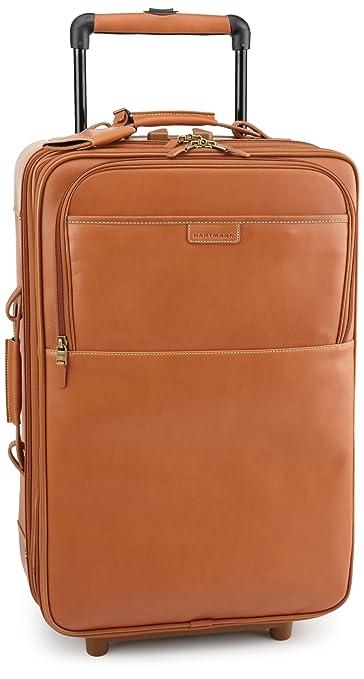 "Hartmann Belting Leather 22"" Deluxe Mobile Traveler, Natural"