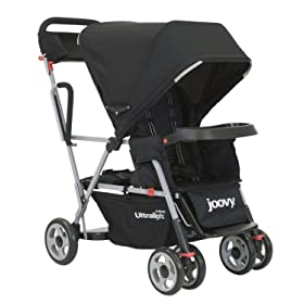 Joovy Caboose Ultralight Stroller Black