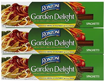 Ronzoni Garden Delight Ingredients Ronzoni Garden Delight