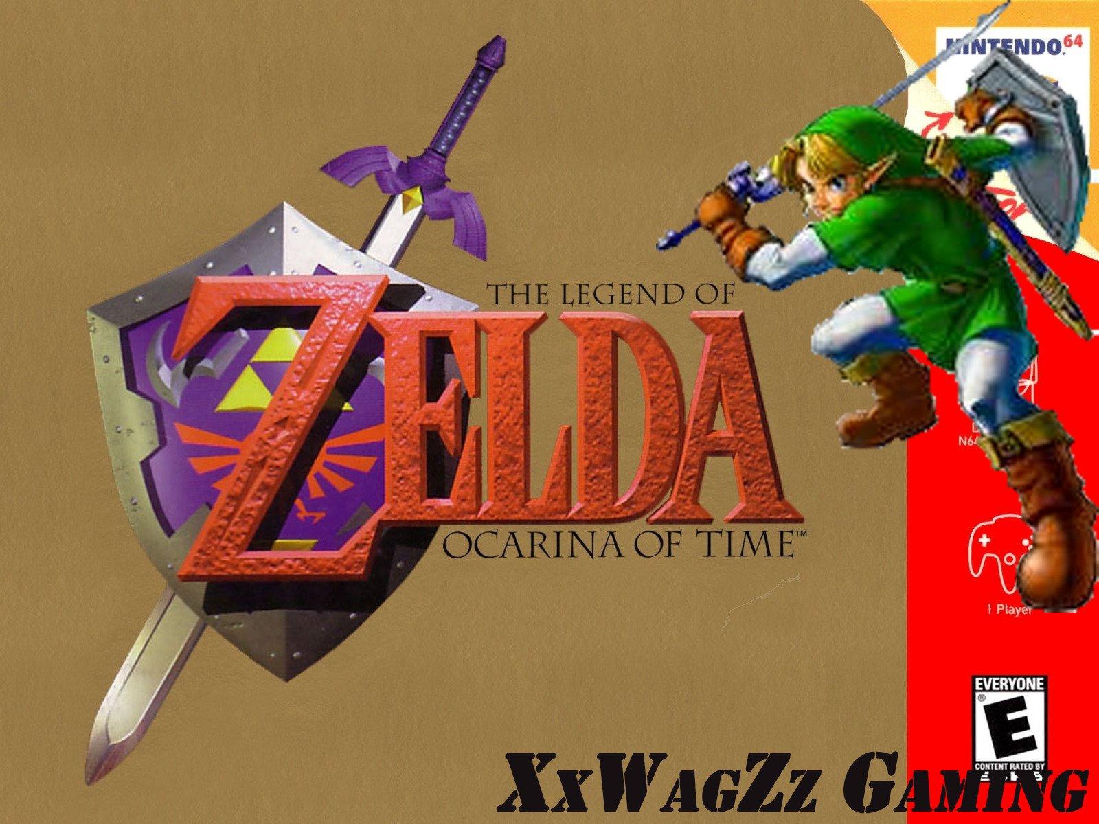 Clip: The Legend Of Zelda Ocarina Of Time - Season 1