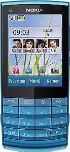 Nokia X302.5 Handy 2,4 Zoll Petrol blau  Überprüfung und weitere Informationen
