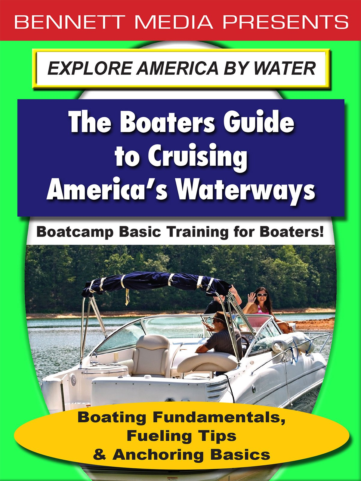 Boating Fundamentals, Fueling Tips & Anchoring Basics on Amazon Prime Video UK
