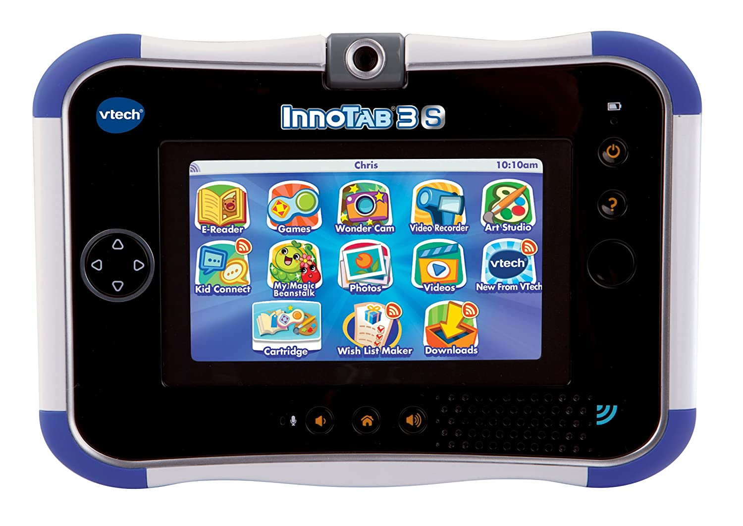 VTech InnoTab 3S The Wi-Fi Learning App Tablet