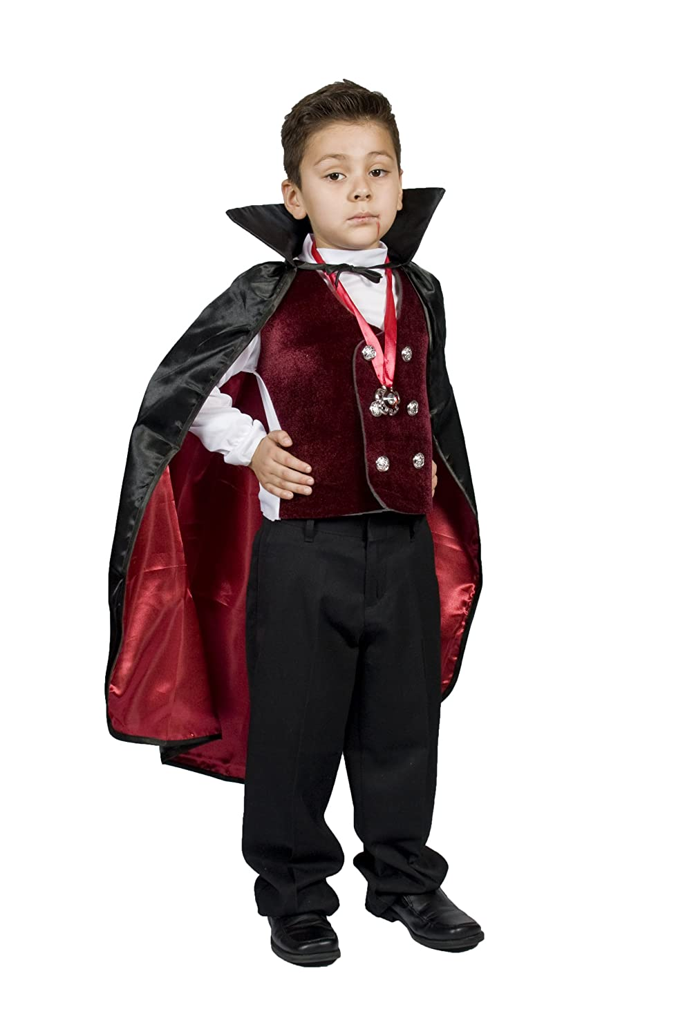 Vampire costumes for boys halloween wikii for Children s halloween costume ideas
