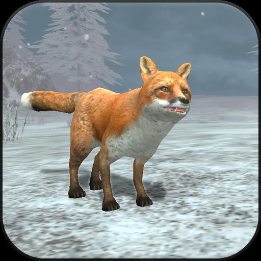 wild-fox-sim-3d