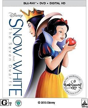 Snow White & The Seven Dwarfs Blu-ray