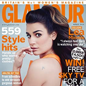 Glamour Magazine (UK)(Kindle Tablet Edition)